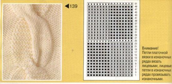 Схема кардигана лало 42 размера фото 622